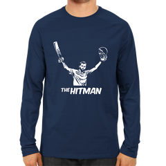 CRIC 34- The Hitman Full Sleeve Navy Blue