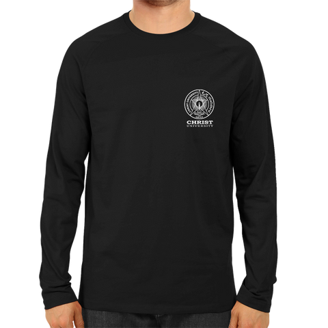 CHRIST University Full Sleeve-Black