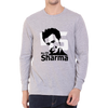 Image of CRIC 21- Rohit Sharma Full Sleeve-Grey