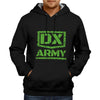 Image of DX Army - Black Hoodie
