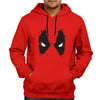 Image of Deadpool Red Hoodie