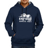 Image of Enfield Since 1901 -Navy Blue Hoodie