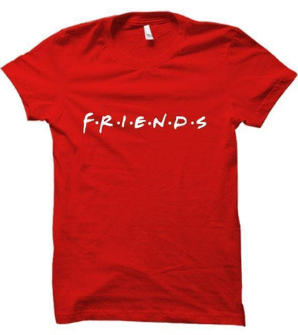 FRIENDS Red