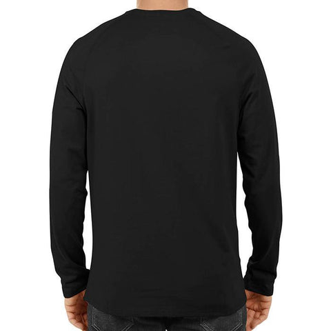 Punisher logo Full Sleeve Black