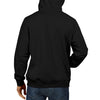 Image of Indian Flag Hoodie - Black