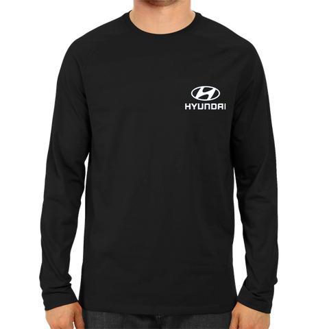 Hyundai Full Sleeve-Black