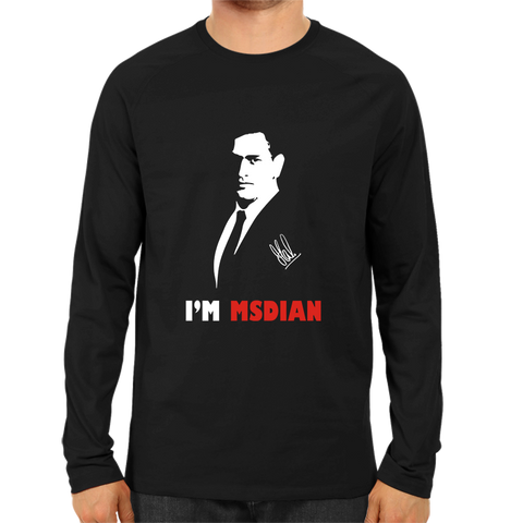 CRIC 44 - I'M MSDIAN -Full Sleeve-Black