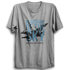 Indian Air Force 2 Half Sleeve Grey