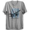 Image of Indian Air Force 2 Half Sleeve Grey