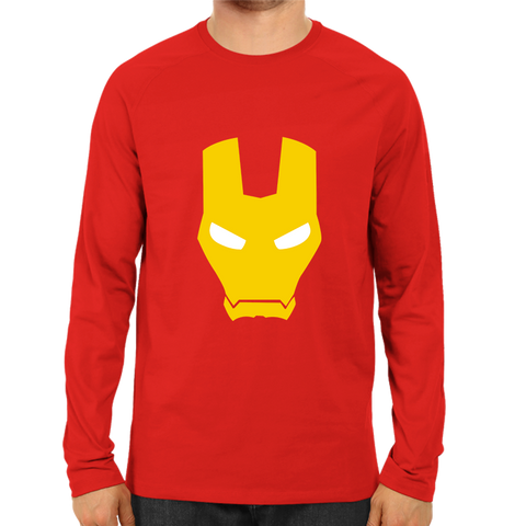 Ironman Full Sleeve Red
