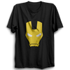 Image of Ironman Half Sleeve Black