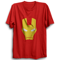 Ironman Half Sleeve Red