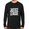 Image of Justice League 2 Full Sleeve Black