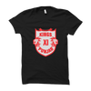 Image of IPL 04 - Kings XI Punjab -Half Sleeve Black