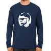 Image of CRIC 18- Kohli Face -Full Sleeve-Navy Blue