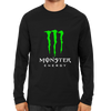 Image of Monster Energy Full Sleeve Black