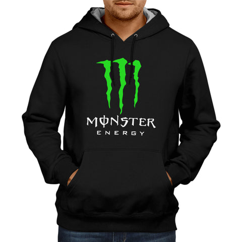 Monster Energy- Black Hoodie