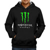 Image of Monster Energy- Black Hoodie