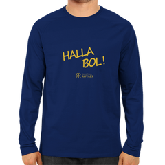 IPL 17 - Halla Bol 2 - Full Sleeve Navy Blue