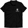 Image of NMIMS Polo T-shirt Black