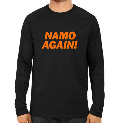 Namo Again -Full Sleeve Black