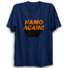 Image of Namo Again - Half Sleeve Navy Blue