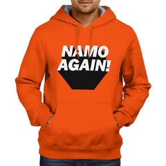 Namo Again - Hoodie Orange