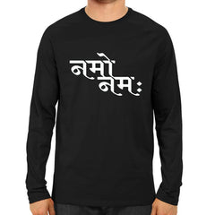 Namo Namah -Full Sleeve Black