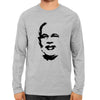 Image of Narendra Modi Face -Full Sleeve Grey