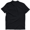 Image of IIT Kanpur Polo T-shirt Black