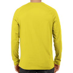 Murdock Gym Full Sleeve Yellow