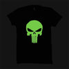 Image of Punisher Logo-Half Sleeve (Glow In The Dark)
