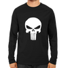 Image of Punisher logo Full Sleeve Black
