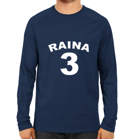 CRIC 46 - RAINA 3 -Full Sleeve-Blue