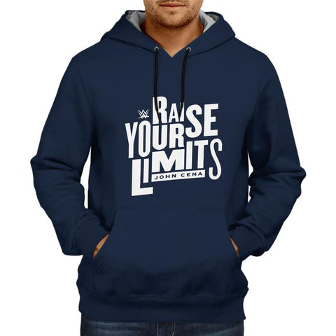 Raise Your Limits - Navy Blue Hoodie