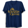 Image of Ramadan Half Sleeve Navy Blue