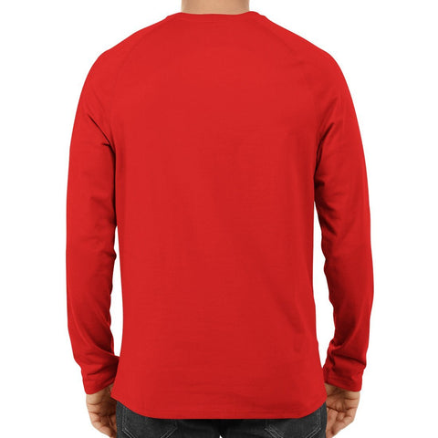 Flash Full Sleeve Red