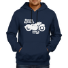 Image of Royal Riders - Navy Blue Hoodie