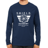 Image of Shield Academy Full Sleeve Navy Blue