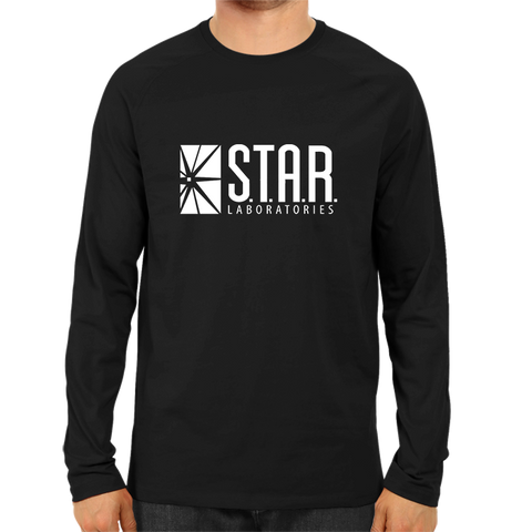 Star Lab Full Sleeve Black
