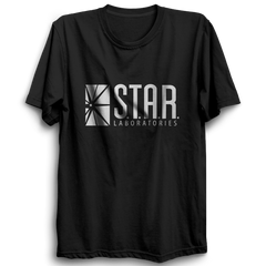 Star Lab Half Sleeve Black