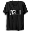 Image of Star Lab Half Sleeve Black