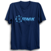 Image of Stark Industries Half Sleeve Navy Blue