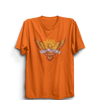 Image of IPL 09 - Sunrisers Hyderabad -Half Sleeve Orange