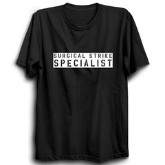 Surgical Strike Specialist Half Sleeve Black