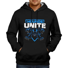 The Hounds Unite - Black Hoodie