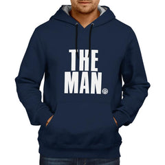 The Man Youth- Navy Blue Hoodie