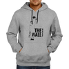 Image of CRIC 27- The Wall-Hoodie-Grey