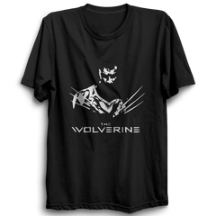 The Wolverine Half Sleeve Black