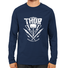 Thor Full Sleeve Navy Blue